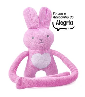ABRACINHO ALEGRIA PEQUENO (Rosa)