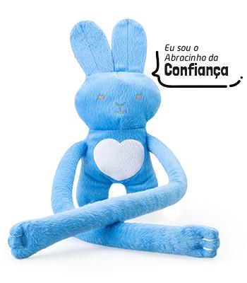 ABRACINHO CONFIANÇA PEQUENO (Azul)