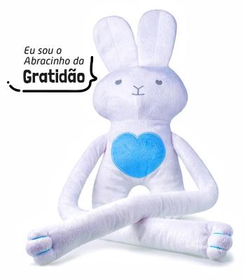 ABRACINHO GRATIDÃO GRANDE
