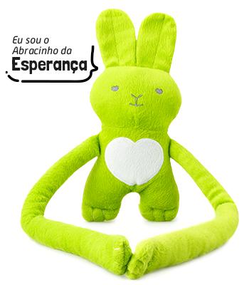 ABRACINHO ESPERANÇA PEQUENO (Verde)